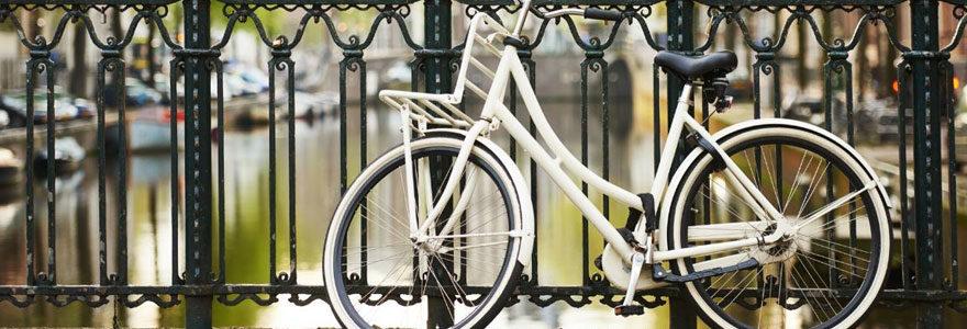 Vélo hollandais